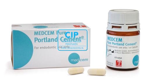 MEDCEM PURE PORTLAND CEMENT 40 CAPSULES (40x0,35gr)