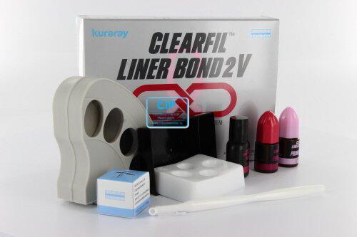 KURARAY CLEARFIL LINER BOND 2V BASISVERPAKKING COMPLEET (3fl)