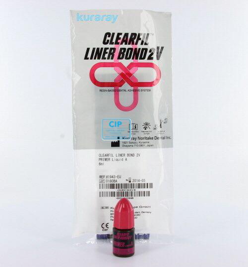 KURARAY CLEARFIL LINER BOND 2V PRIMER A (6ml)
