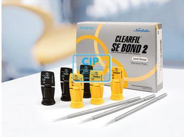 KURARAY CLEARFIL SE BOND 2 UNIT DOSE (50x primer/50x bond/100 appplicatieborsteltjes)