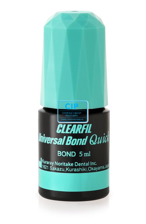 KURARAY CLEARFIL UNIVERSAL BOND QUICK STANDARD KIT (5ml/ 3ml etch/ div accessoires)