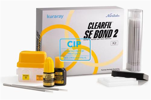 KURARAY CLEARFIL SE BOND 2 KIT COMPLEET