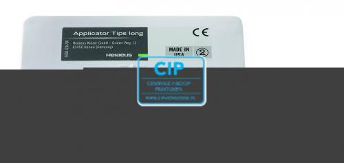 KULZER iBOND APLLICATOR TIPS LONG RED (4x25st)