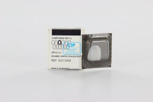 COLTENE COMPONEER REFILL UPPER XL ENAMEL WHITE OPALESCENT 11 (2st)
