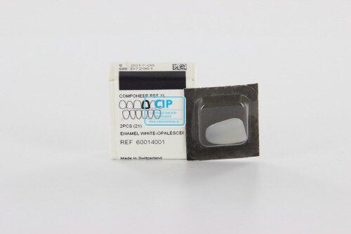 COLTENE COMPONEER REFILL UPPER XL ENAMEL WHITE OPALESCENT 21 (2st)
