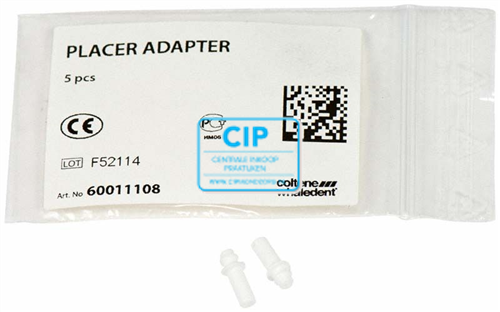 COLTENE COMPONEER PLACER ADAPTER (5st)