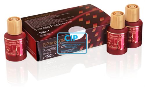 GC G-PREMIO BOND 3 PACK (3x5ml)