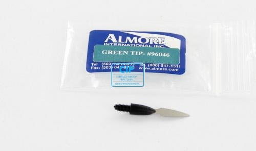 ALMORE MICROFIL REPLACEMENT TIP SPEAR GROEN (1st)