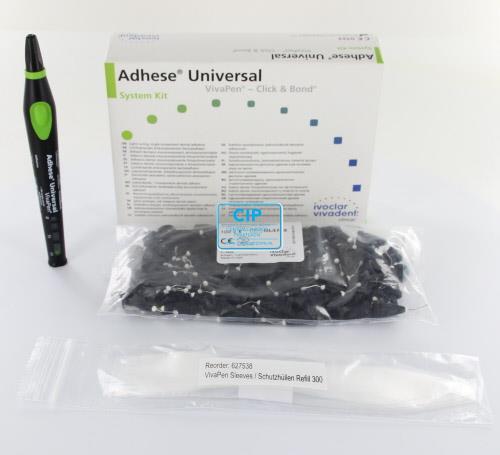 VIVADENT ADHESE UNIVERSAL VIVAPEN SYSTEM KIT (2ml/100 brushes/20 sleeves)