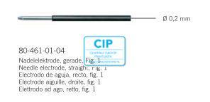 KLS MARTIN ELEKTRODE 0,2mm NR.1