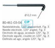 KLS MARTIN ELEKTRODE 0,2mm NR.3