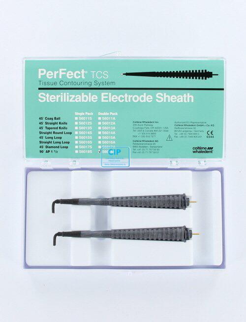 WHALEDENT PERFECT ELEKTRODE TIPS S6018A 90° AP 1½ (2st)