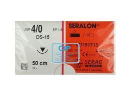 SERAG WIESSNER SERALON BLAUW 4-0 DS15 50cm (24st)