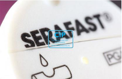 SERAG WIESSNER SERAFAST 5-0 DS12 45cm (24st)