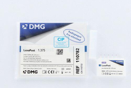 DMG LUXAPOST STIFTEN 1,375mm PAARS (5st)