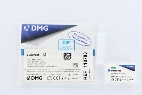 DMG LUXAPOST STIFTEN 1,5mm GROEN (5st)