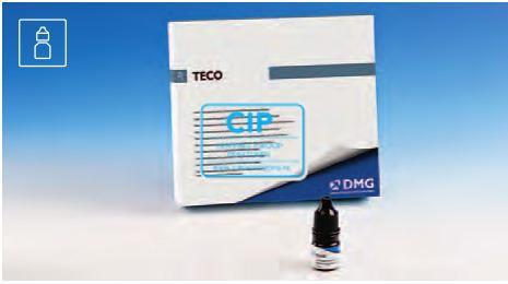 DMG TECO INTROKIT (5ml/50 tips/25 brushes)
