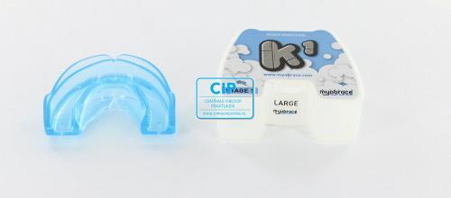 MYOFUNCTIONAL MYOBRACE K1 FOR KIDS LARGE BLAUW STAGE 1