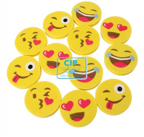 DENLO GUMMETJES SMILEY GIFVRIJ (144st)