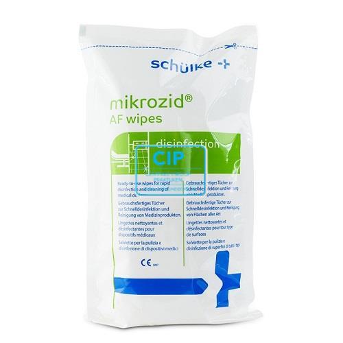 SCHULKE&MAYR MIKROZID AF TISSUES ORIGINAL 14,5x18cm (150st)