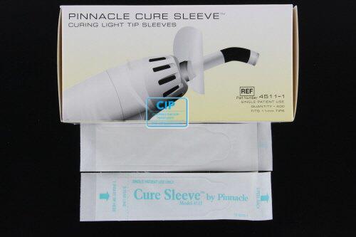 PINNACLE CURE-SLEEVES 11mm NR.4511 (400st)