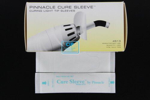 PINNACLE CURE-SLEEVES 13mm NR.4513 (400st)