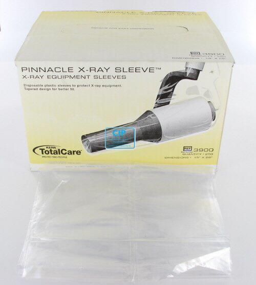 PINNACLE X-RAY SLEEVES NR.3900 (250st)