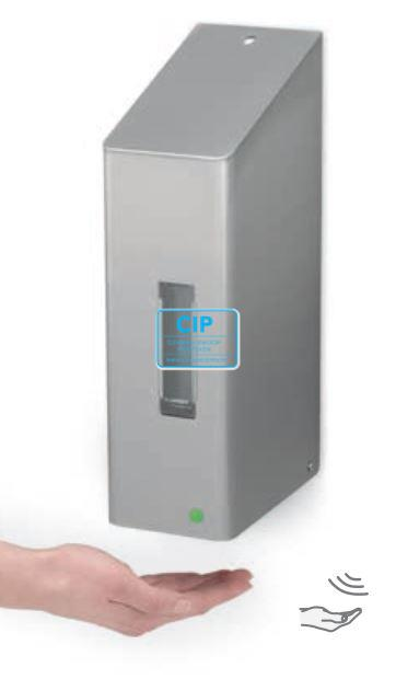 OPHARDT NSU 11 TOUCHLESS DISPENSER E/S AFP (1200ml)