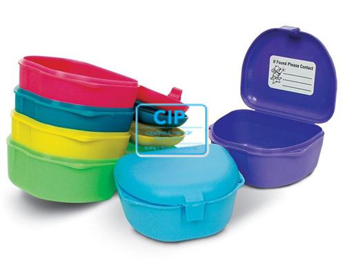 ZIRC RETAINER BOX ASSORTED (12st)
