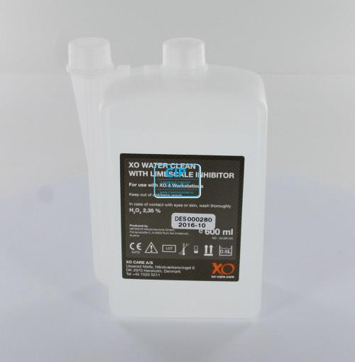 XO WATER CLEAN SYSTEM (6x600ml)
