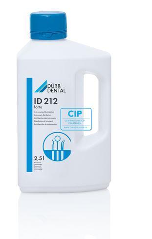 DÜRR ID-212 FORTE INSTRUMENTEN DESINFECTIEVLOEISTOF (2,5ltr)