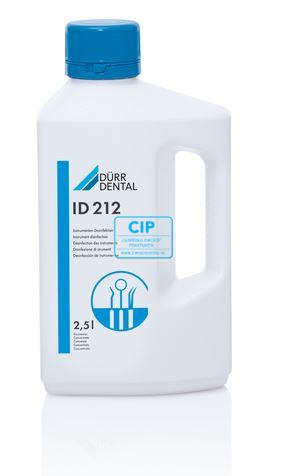 DÜRR ID-212 INSTRUMENTEN DESINFECTIEVLOEISTOF (2,5ltr)