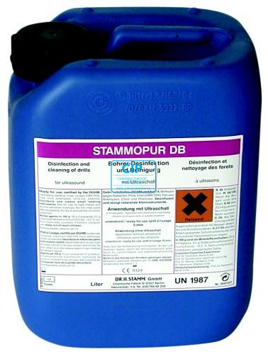 BANDELIN STAMMOPUR DB BORENDESINFECTIE EN REINIGING (5ltr)