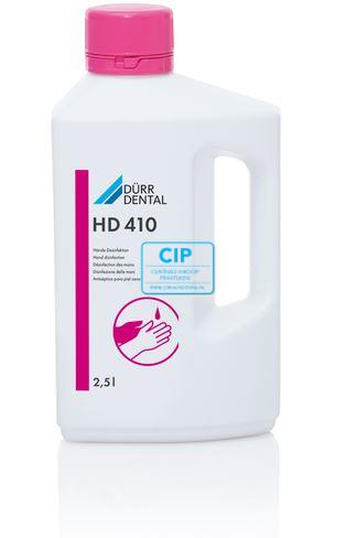 DÜRR HD-410 HANDENDESINFECTIE (2,5ltr)