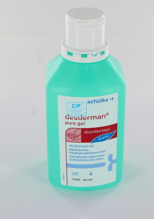 SCHULKE&MAYR DESDERMAN PURE GEL (500ml)