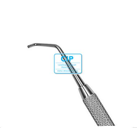 HU-FRIEDY LARGE RIGHT APICAL PLUGGER/BURNISHER