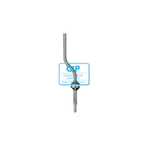HU-FRIEDY OSTEOTOME BONE PUSHER ANGULATED 2,7mm NR.OSTMPU27A