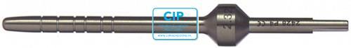 HU-FRIEDY OSTEOTOME SPREADER STRAIGHT 3,2mm NR.OSTMSP32
