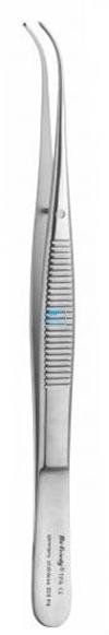 HU-FRIEDY CHIRURGISCH PINCET GEBOGEN MET PUNT NR.TPA (14,5cm)
