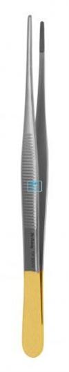 HU-FRIEDY CHIRURGISCH PINCET GENERAL PERMA-SHARP RECHT GERIBBELD NR.TP5070 (15cm)