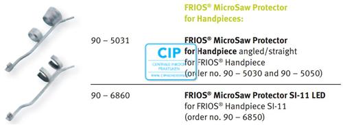 FRIADENT DENTSPLY FRIOS MICROSAW PROTECTOR 90-5031