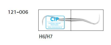 FHS SILVERLINE SCALER H6/7 NR. 121-006