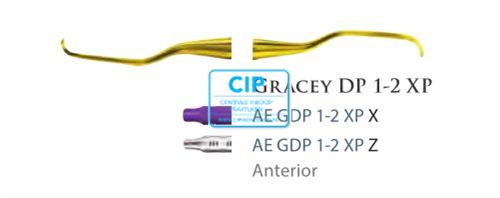 AMERICAN EAGLE GRACEY CURETTE 1/2 DEEP POCKET NR.GDP1/2Z