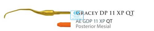 AMERICAN EAGLE GRACEY CURETTE DEEP POCKET QUICK TIP XP NR.11 NR.AEGDP11XPQT
