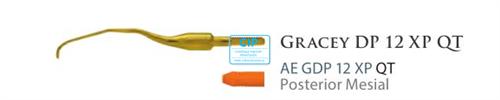 AMERICAN EAGLE GRACEY CURETTE DEEP POCKET QUICK TIP XP NR.12 NR.AEGDP12XPQT