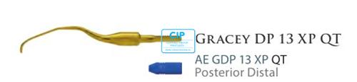 AMERICAN EAGLE GRACEY CURETTE DEEP POCKET QUICK TIP XP NR.13 NR.AEGDP13XPQT