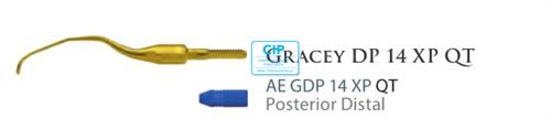 AMERICAN EAGLE GRACEY CURETTE DEEP POCKET QUICK TIP XP NR.14 NR.AEGDP14XPQT