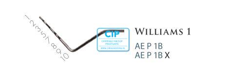 AMERICAN EAGLE WILLIAMS SONDE 1BX ZWARTE HANDLE NR.AEP1BX