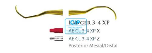 AMERICAN EAGLE LANGER CURETTE 3/4 NR.AECL3-4XPX