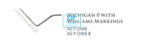 AMERICAN EAGLE LITE MICHIGAN SONDE 0 MET WILLIAMS MARKERING RESIN HANDLE NR.AEP0WBX